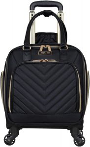 Kenneth Cole Reaction Rolling Tote Bag