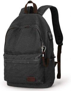 Muzee Canvas Backpack