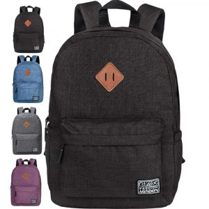WZLVO School Backpack