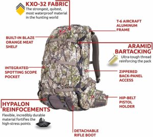 badlands 2200 backpack