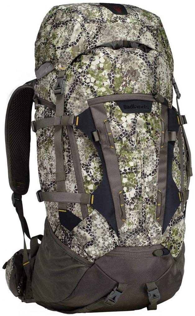 badlands sacrifice backpack review