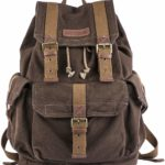 Top 10 Best Canvas Backpacks  (2021 Reviews)