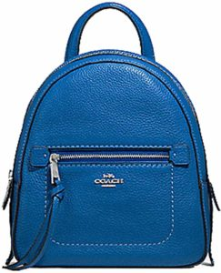 coach backpack womens