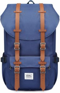 kaukko canvas hiking camping backpack