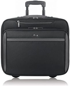 lawyer briefcase on wheels