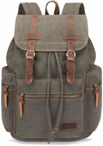 quality canvas backpack