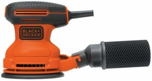 BLACK+DECKER Random Orbit Sander