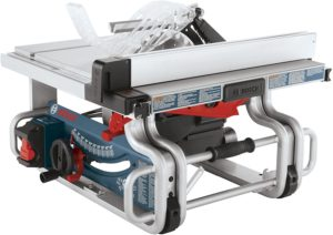 Bosch 10-Inch Portable Jobsite Table Saw