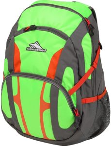 High Sierra Academy Backpack