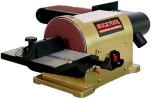 bucktool belt disc sander