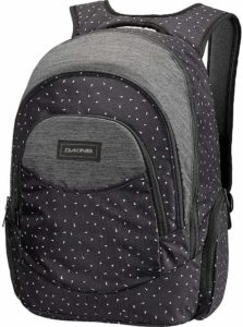 dakine girls prom back pack