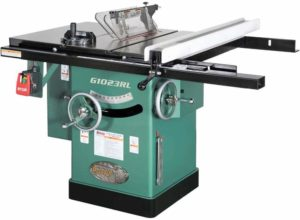 grizzly industrial table saw