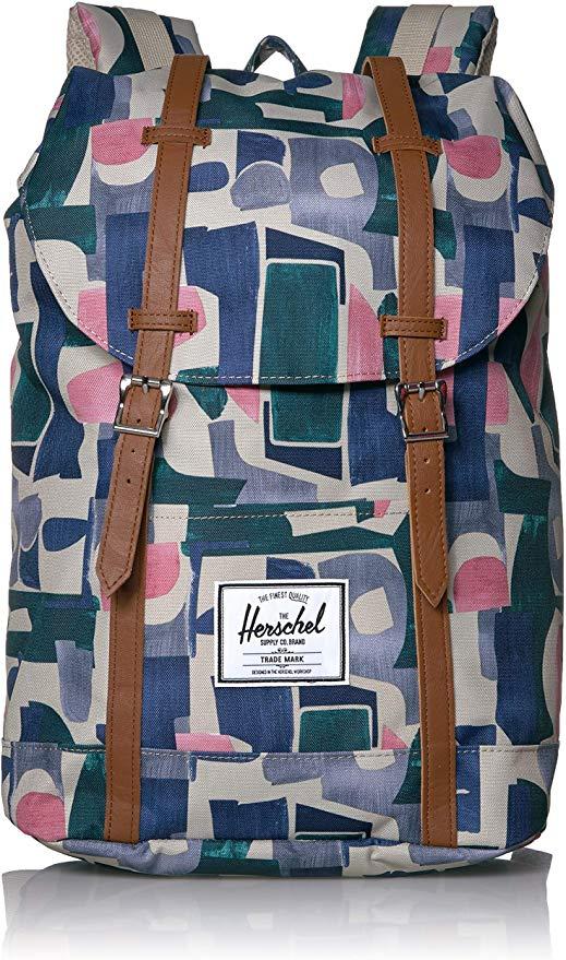 herschel retreat backpack waterproof