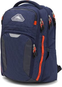 high sierra academy laptop backpack