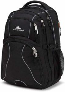 high sierra laptop backpack review