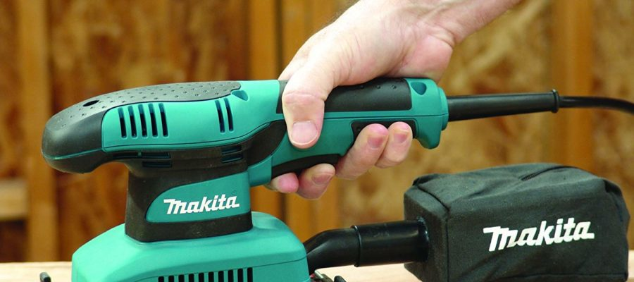 Top 8 Best Sander For Cabinets Review