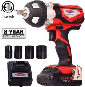 Best Cheap Impact Wrench