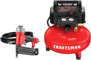 CRAFTSMAN Air Compressor Combo Kit