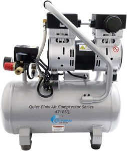 California Air Tools CAT-4710SQ 4710Sq Quiet Compressor