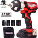 Top 8 Best Impact Wrench Under 100 Review