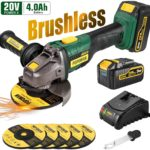 Top 8 Best Battery Angle Grinder Reviews