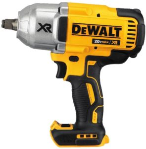 dewalt 20v max xr impact wrench kit