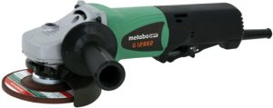 metabo angle grinder review