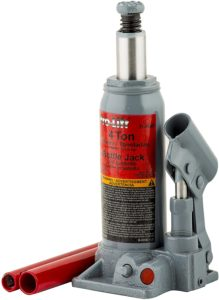 pro-lift b-004d grey hydraulic bottle jack