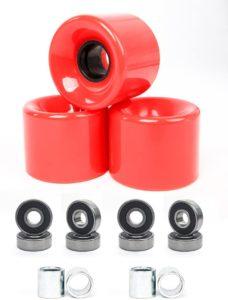 58mm skateboard wheels