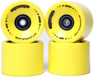 70mm skateboard wheels