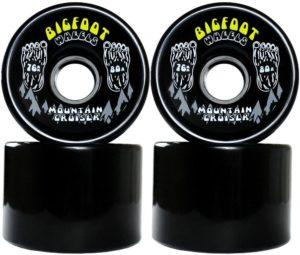 Bigfoot Longboard Wheels 76mm