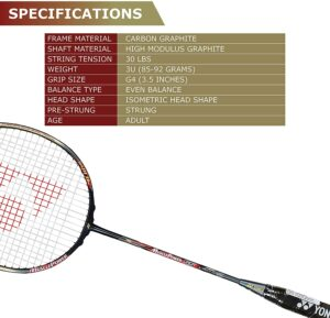 YONEX Muscle Power 55 Badminton Racket