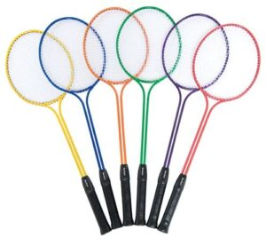badminton racquet for smashing