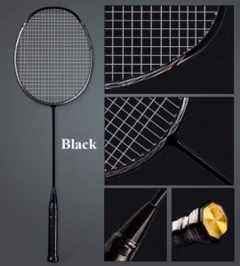 best badminton racket for smash