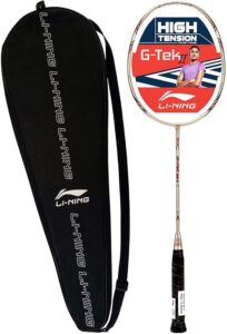 best lining badminton racket for intermediate player