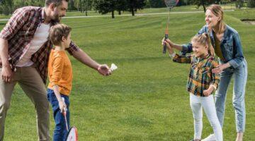 fostoy badminton racquet