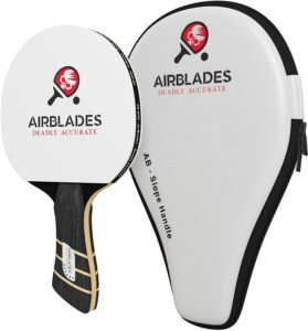 airblades professional ping pong paddle