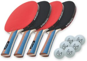 best ping pong paddle under 100