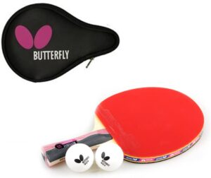 butterfly table tennis racket review
