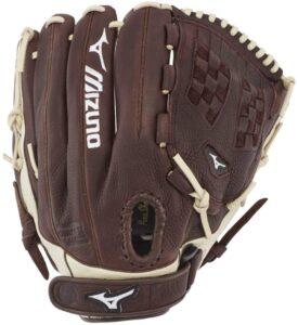mizuno franchise softball glove