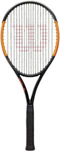 wilson burn 100 series tennis racket