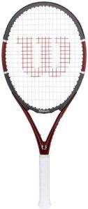 wilson triad tennis racquet