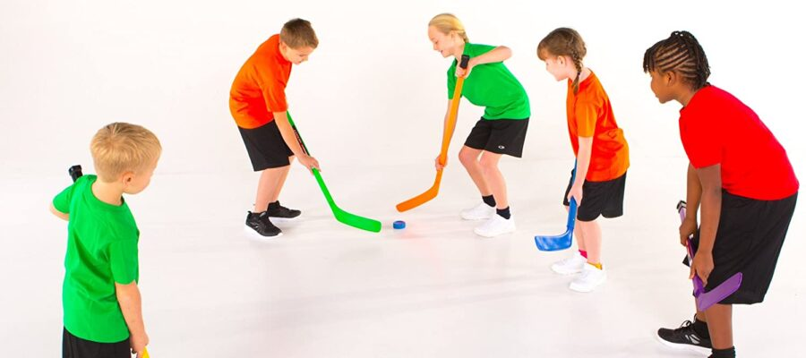 youth hockey stick