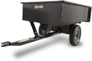 Agri-Fab 45-0101 750-Pound Max Utility Tow Behind Dump Cart
