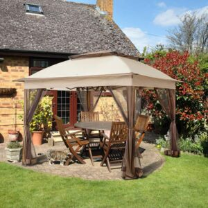 COOL Spot 11'x11' Pop-Up Gazebo Tent