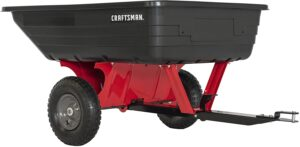 Craftsman Poly Dump Cart