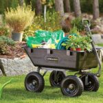 Top 10 Best Dump Cart for Lawn Tractor (2020 Reviews)