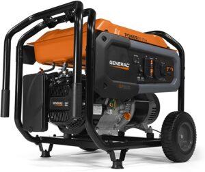 Generac 7690 GP6500 Portable Generator