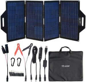 TP-solar 120 Watt Foldable Solar Panel