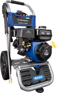 Westinghouse WPX2700 Gas Powered Pressure Washer
